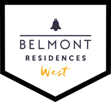 Belmont Residences West - Logo