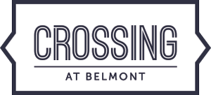 Crossing at Belmont Logo
