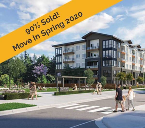 90 Percent Sold - Belmont West
