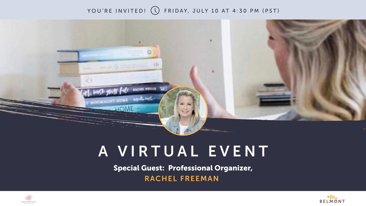 Virtual Event - My Belmont